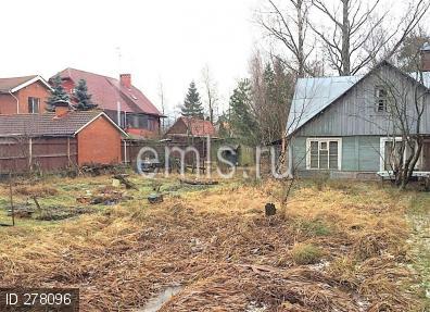 Купить участок за 15480 тыс.руб., Курортный район, станция Тарховка, город Сестрорецк 9-я линия 16 - EMLS