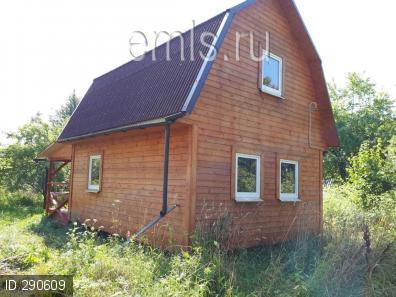 Купить зимний дом за 3500 тыс.руб., Новгородская область, Батецкий район, деревня Борок - EMLS