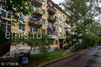 Купить однокомнатную квартиру за 3580 тыс.руб., Колпинский район, метро Рыбацкое, поселок Металлострой Плановая улица 16 - EMLS