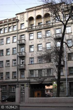 8-я Советская ул., 6к8